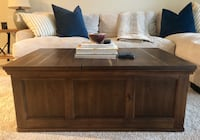 BRAND NEW Coffee Table w/ Lift Top (Trunk!) Broomfield, 80021