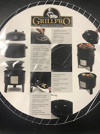 NOT USED!! NEW GRILLPRO SMOKER FOR SALE $80.00. Hagerstown, 21740