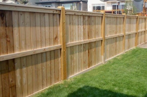 Contracting - fencing
