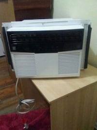 white and black window type air conditioner Houston, 77087