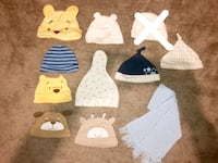 $2 each baby hats Lakemore, 44312