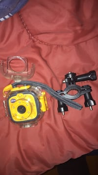 kids action camera with attachments Winnipeg, R2G 1V4