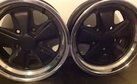 "RS 15"" Porsche 911 rims Washington"