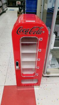Mini Coca Cola Fridge