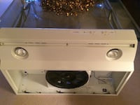 """Nutone Allure 30"""" range hood, white, 2 speed fan, 2 lights , clean, works great but changed out for Stainless Calgary, T2W 4W6"""