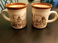 2 matching BILTONS made in England mugs Woodstock, N4T 1V8