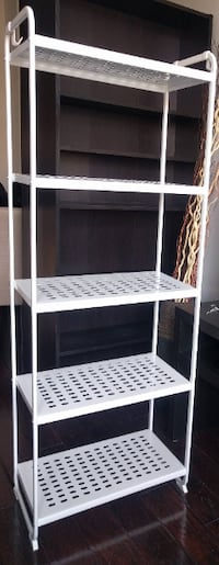 IKEA Storage Shelf Unit white