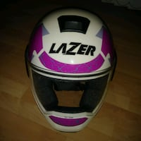 Womens LAZER DOT 218 motorcycle snowmobile helmet Edmonton, T6X 1J9
