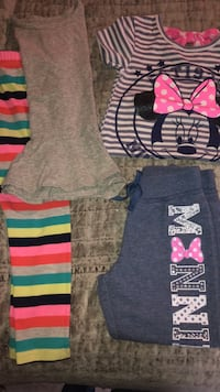 4t. One outfit old navy other Walmart . GUC Beverly Hills, 76711