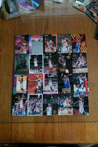 Kenny Anderson Basketball cards