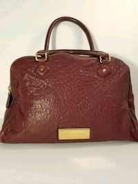 brown leather 2-way handbag Mississauga, L5M 0B2