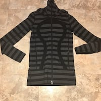 Lululemon reversible zip up