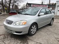 2003 Toyota Corolla LE/Automatic/All Power Options/AS IS Special Scarborough, ON M1J 3H5, Canada