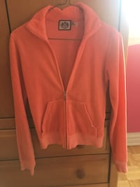 Orange juicy couture size small Laval, H7K 3Z5