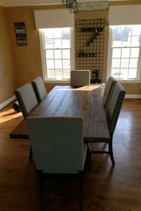 Dining tables and chairs seats 6 Welcome, 20693