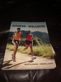 College Fitness Textbook Flowery Branch