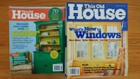 Various house reno and design magazine London, N6H 4A8