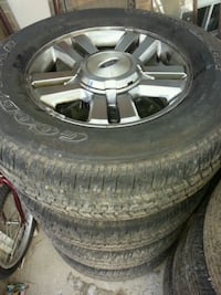 Ford tires and rims Toronto, M1S 2C5