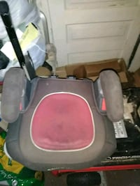 black and red car seat Silver Spring, 20906