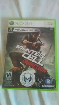 Tom clancy splinter cell conviction
