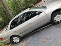 silver-colored Honda Civic sedan Macon, 31206