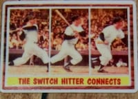 1995 topps Mickey mantle commemorative card Midwest City, 73130