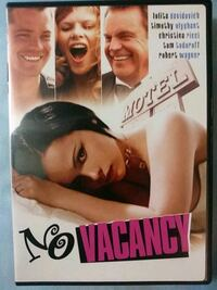 No Vacancy dvd