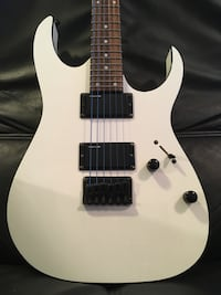 Ibanez rg with emg pickups GUITAR
