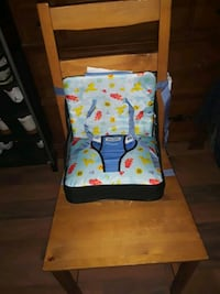TRAVEL BOOSTER SEAT  St. Catharines