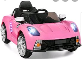Kids toy rideable car