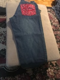 Rare collectable jean Mississauga, L5N