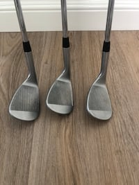 PING Wedges - 52,56,60 used great value Santa Monica, 90404
