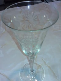 Antique Crystal from Germany CAMPHILL