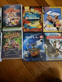 Kids Movie Collection