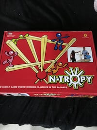 N Tropy Rare Family Board Game Groton, 01450
