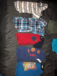 toddler's assorted clothes Yakima, 98901