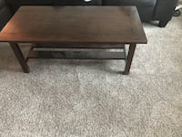 Coffee table and two end tables Hilliard, 43016
