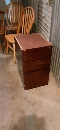 3 drawer cabinet  end table