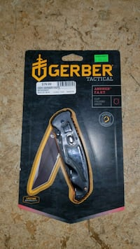GERBER TACTICAL KNIFE @ BUY AND SELL KINGS (AJAX)