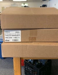 3 box lot of Brand New 2 ply receipt paper