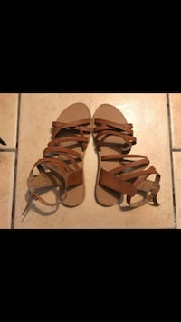 Cute Charlotte Russe and Wet Seal sandals