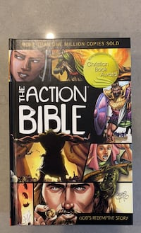 Bible comic book Langford, V9C 0K3