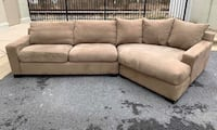 Sectional couch ( delivery free ) Montgomery Village, 20886