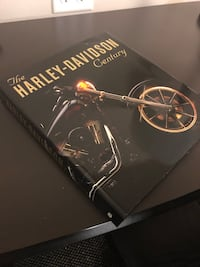 New amazing hard cover Harley Davidson picture book Woodbury, 55125