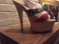 Flag High Heels North Providence