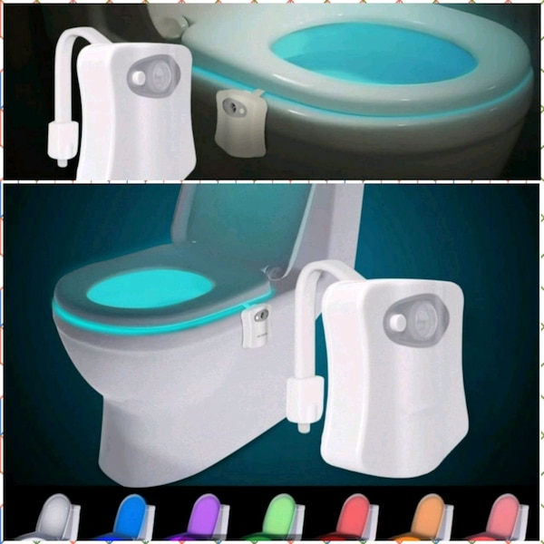 white toilet bowl component collage