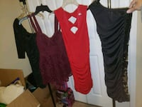 $10 each -night out dress- small  Gaithersburg, 20877