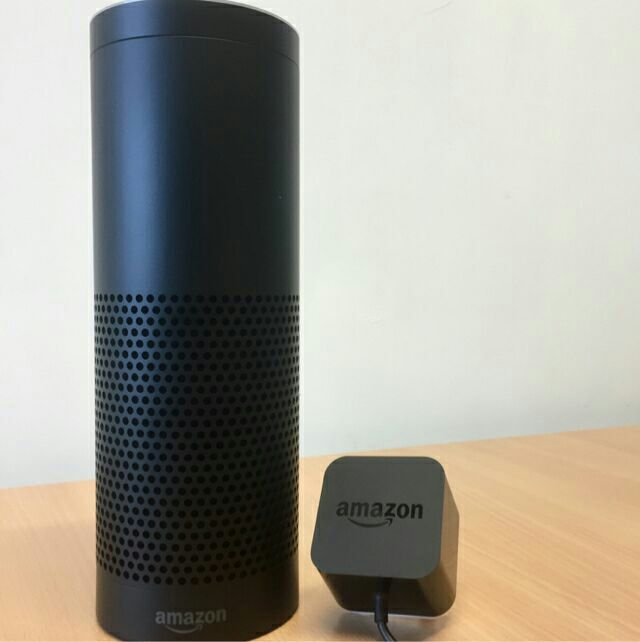 black Amazon Echo for sale  null