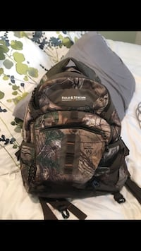 field stream camouflage backpack Kissimmee, 34744