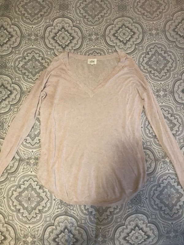 Wilfred from Aritzia Sweater (size Small)